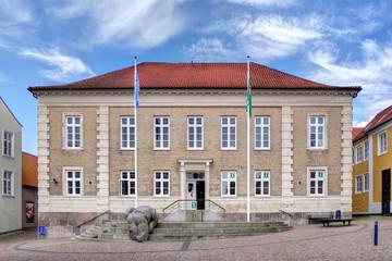 Rathaus Apenrade Dänemark
