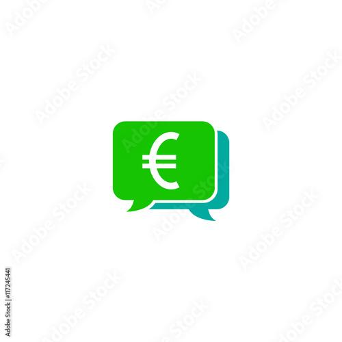 quotmoney talk logoquot stock image and royaltyfree vector