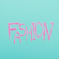 Fashion word by pink sugar