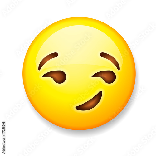 Image Gallery Smirking Emoticon