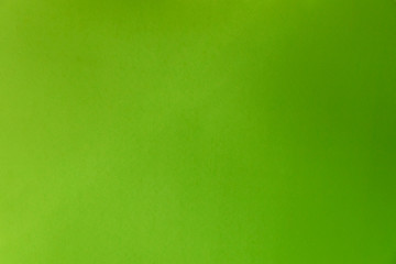 Green wall background.