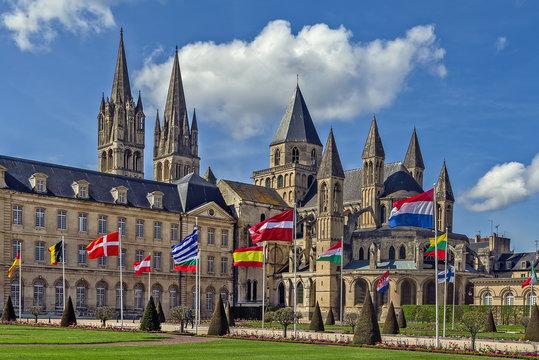 Abbey of Saint-Etienne, Caen, France