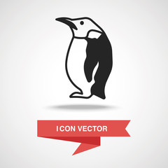 animal penguin icon