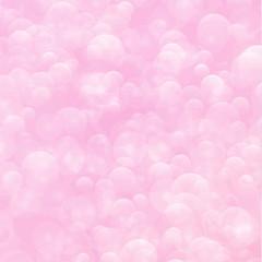 Bokeh pink background. Sparkling festive backdrop.
