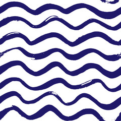 marine wave pattern