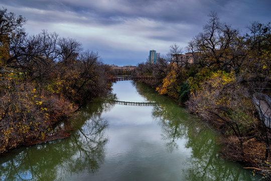 Barton Creek, Austin, Texas, USA