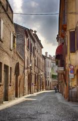 Ferrara medievale HDR - Emilia Romagna