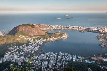 Fototapete - View of Rio de Janeiro
