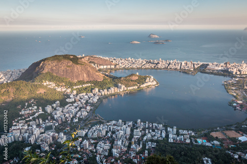 Wall mural View of Rio de Janeiro