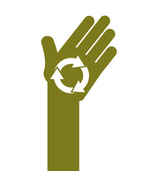 arrows recycle symbol icon