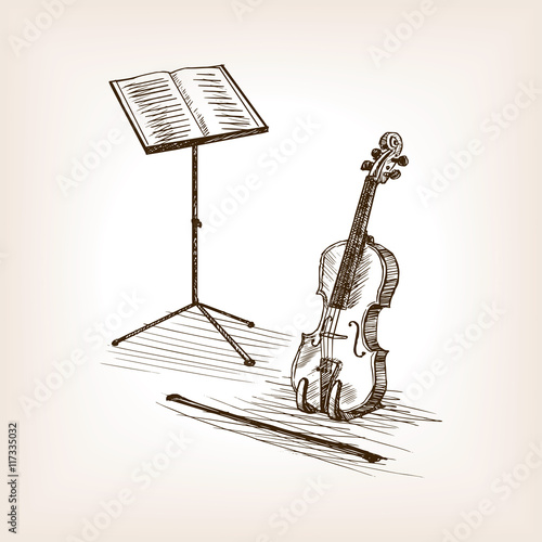 violin bow vector wwwimgkidcom the image kid has it