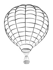 Big balloon.