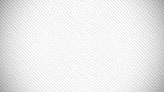Digonal line on white background