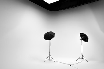 撮影準備  Preparations for photography