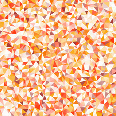 Photo sur Aluminium ZigZag Abstract colorful triangulated geometric background for illustrations and banners