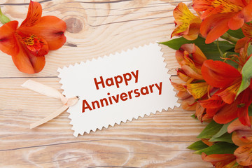 Happy Anniversary Greeting
