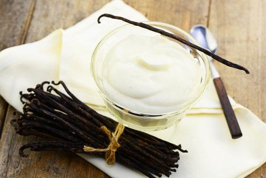 Vanille Joghurt Creme