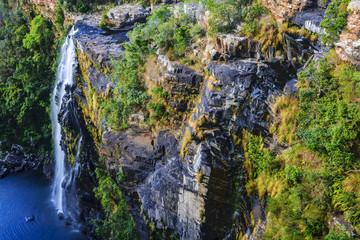 Republic of South Africa - Mpumalanga province. Lisbon Falls (the highest waterfalls in Mpumalanga, 94 metres high)