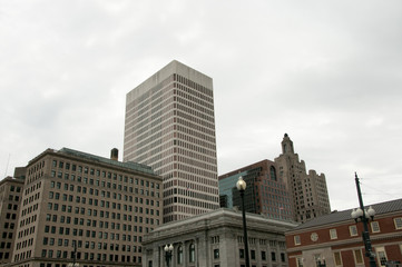 City Buildings - Providence - Rhode Island