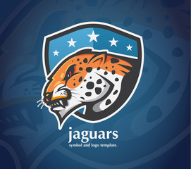 Tigers logo Jaguar.