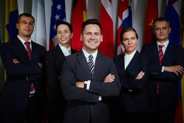 Political team