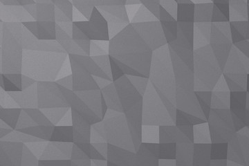 abstract low polygon background