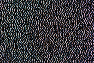 Macro shot of LCD TV matrix