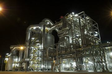 Indusrial Plant