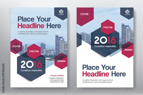 """""""Red Color Scheme with City Background Business Book Cover ..."""
