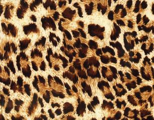 leopard backgrounds pattern