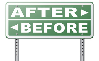 before after comparison photos royalty free images graphics
