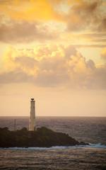 Lighthouse at sunset, Kauai Island, Hawaii, United States of America