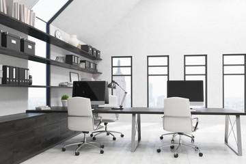 Stylish office in New York