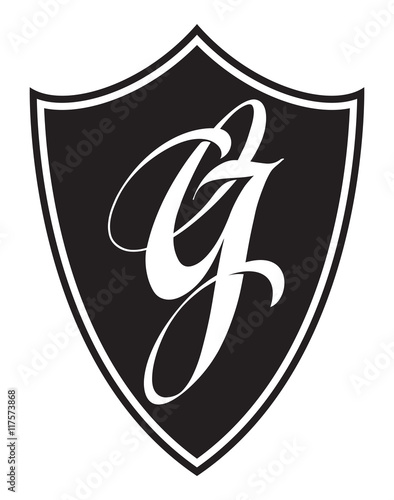 the letter g quot letter g logo icon design template elements logotype 2479