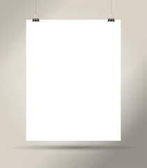 Vector flat abstract background