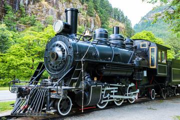 Steam Engine Train Engine Locomotive