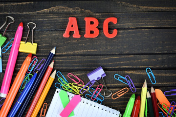 ABC and office tools