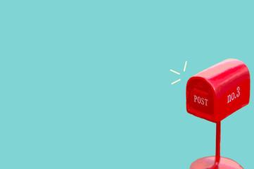 ポスト、郵便、郵便受け、赤い、外国風、通販、配送、発送、イメージ、バックグラウンド、