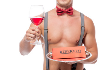 wine is reserved for you