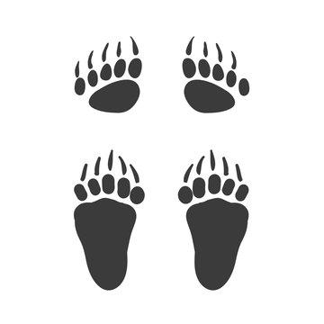 black bear steps