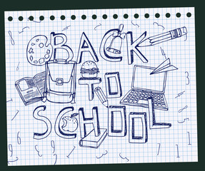 Back to School Test Book 02 A