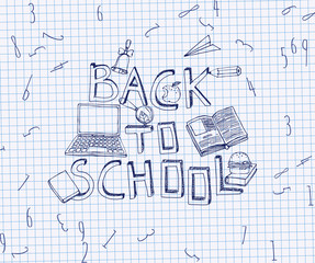 Back to School Test Book 03 A