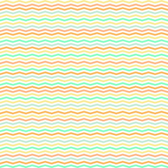 chevron stripes vector seamless pattern pastel colors