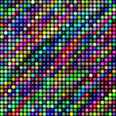 design element. circles texture  vector image