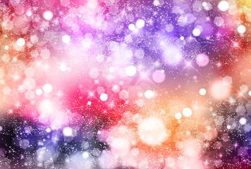 クリスマス 雪 光 背景