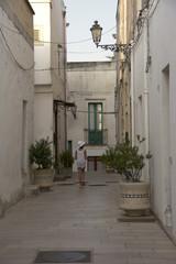 Castro nel Salento, Puglia, Italia