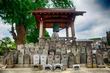 Shinsho-in Buddhist temple, Tokyo, Japan