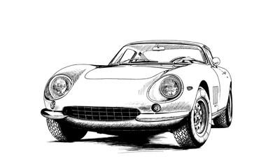 графическое изображение автомобиля