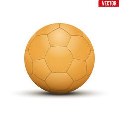 Handball Ball Orange
