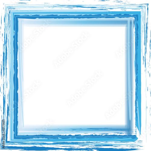 rahmen quadrat gemalt blau breit stockfotos und lizenzfreie vektoren auf bild. Black Bedroom Furniture Sets. Home Design Ideas